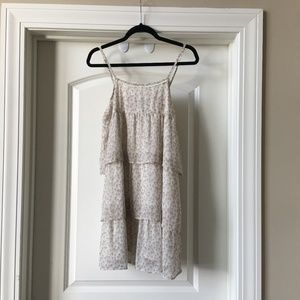 Tiered dress from Japan - Size M